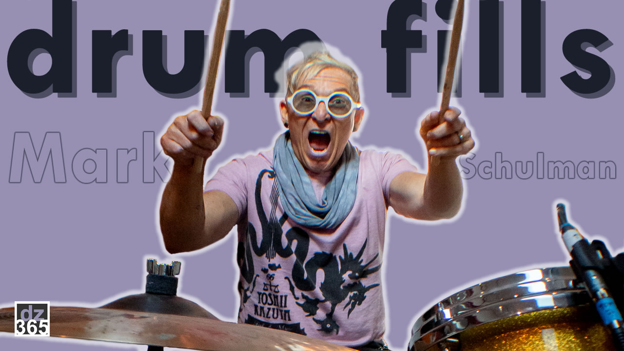 Mark Schulman plays his favorite drum fills