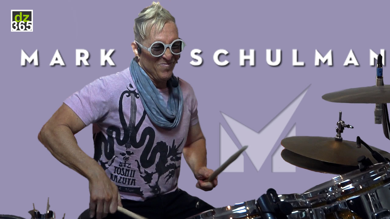 Mark Schulman - The Venice studio interviews with P!nk's drummer - #1