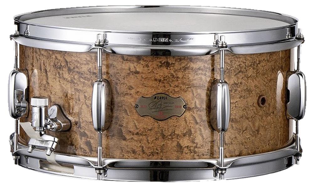 Simon Phillips Signature Tama Snare Drum - The 40th Anniversary Model