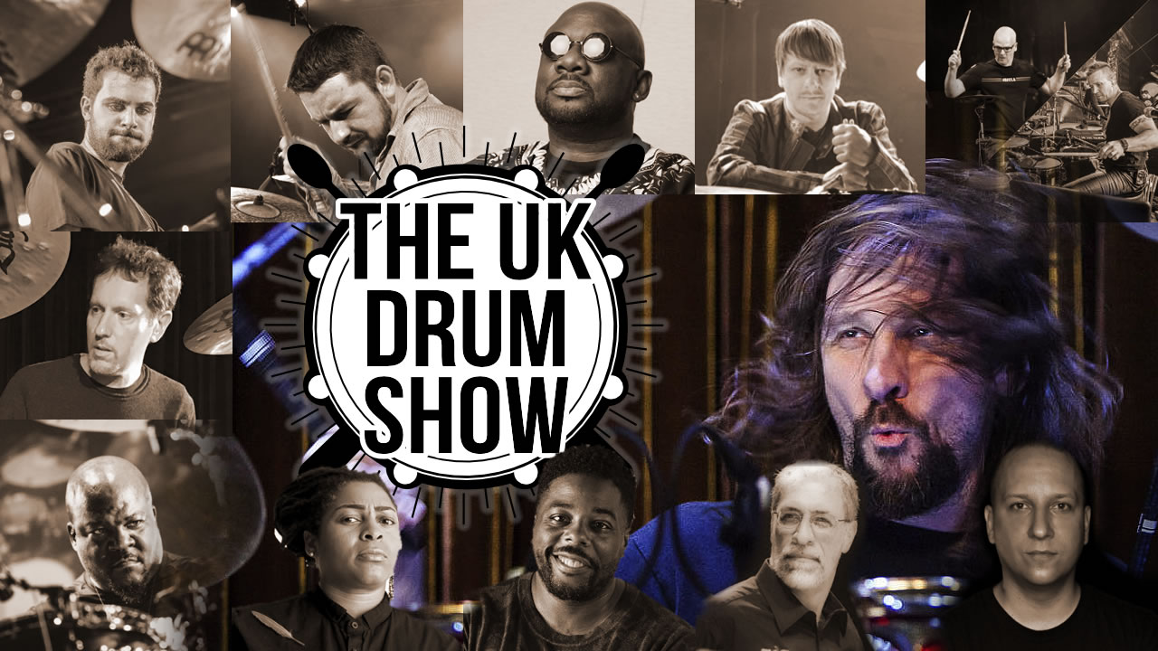 The UK Drum Show blasts stunning 2019 roster and special Benny Greb event