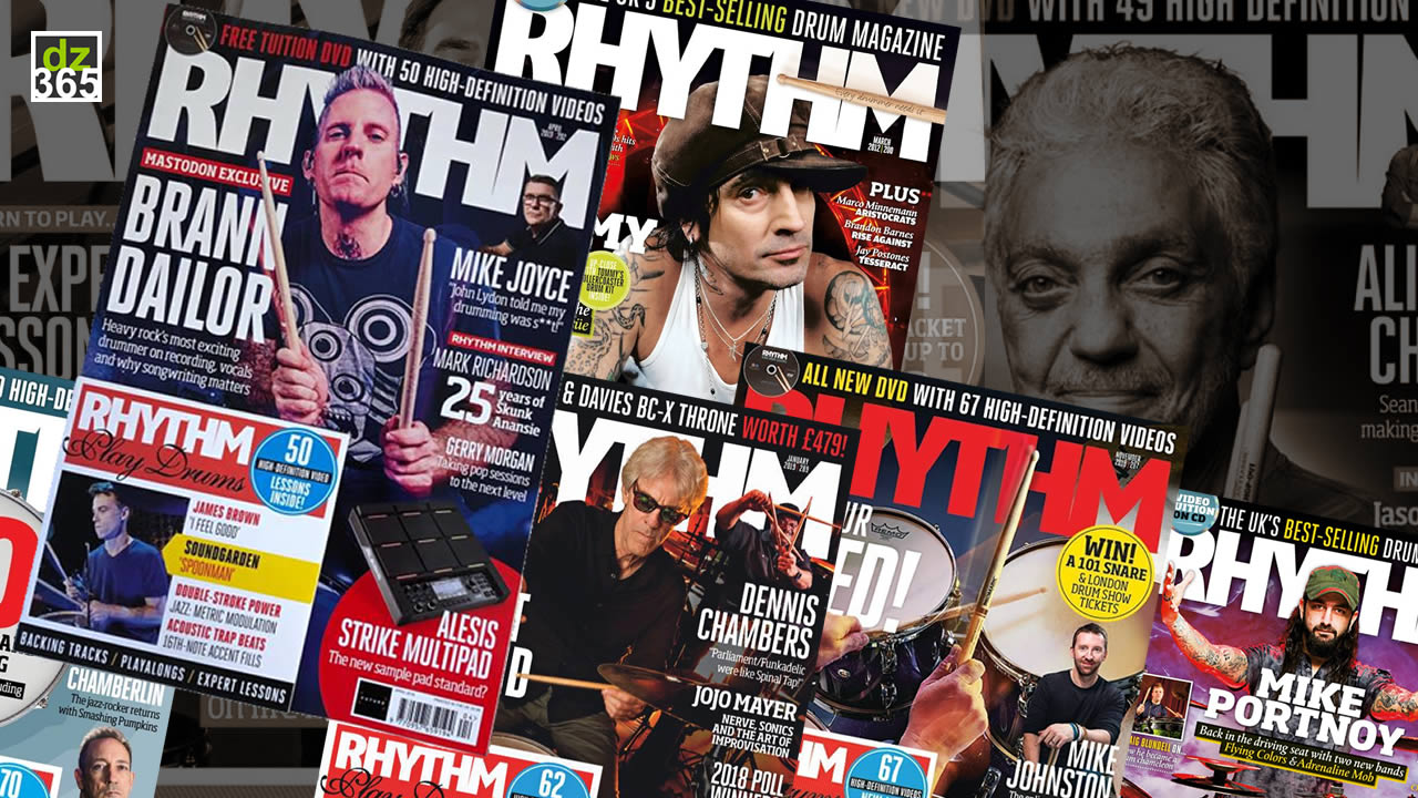 UK based Rhythm magazine comes to an end