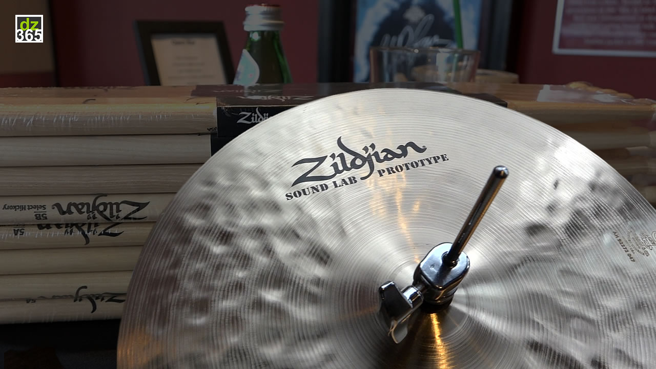 Watch 19 new 2019 Zildjian Prototype cymbals and hi-hats