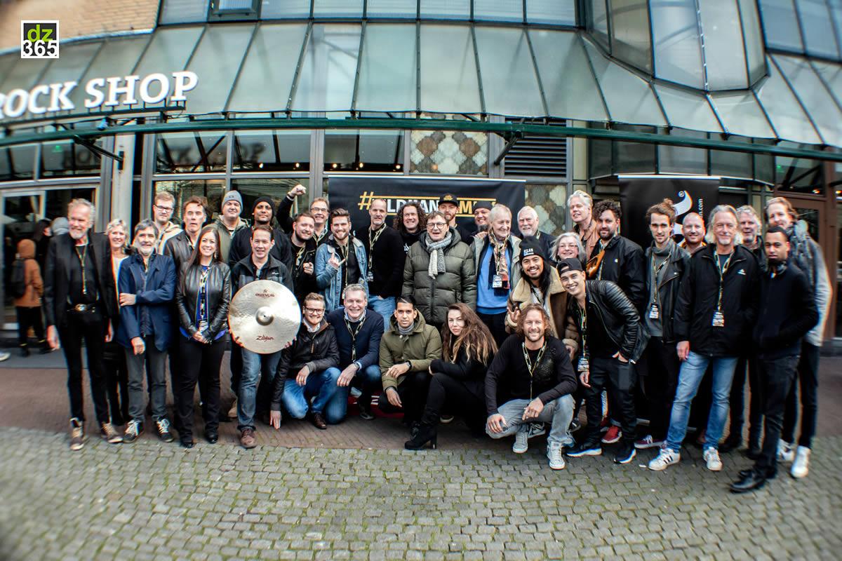 Zildjian Benelux Artist Session 2019