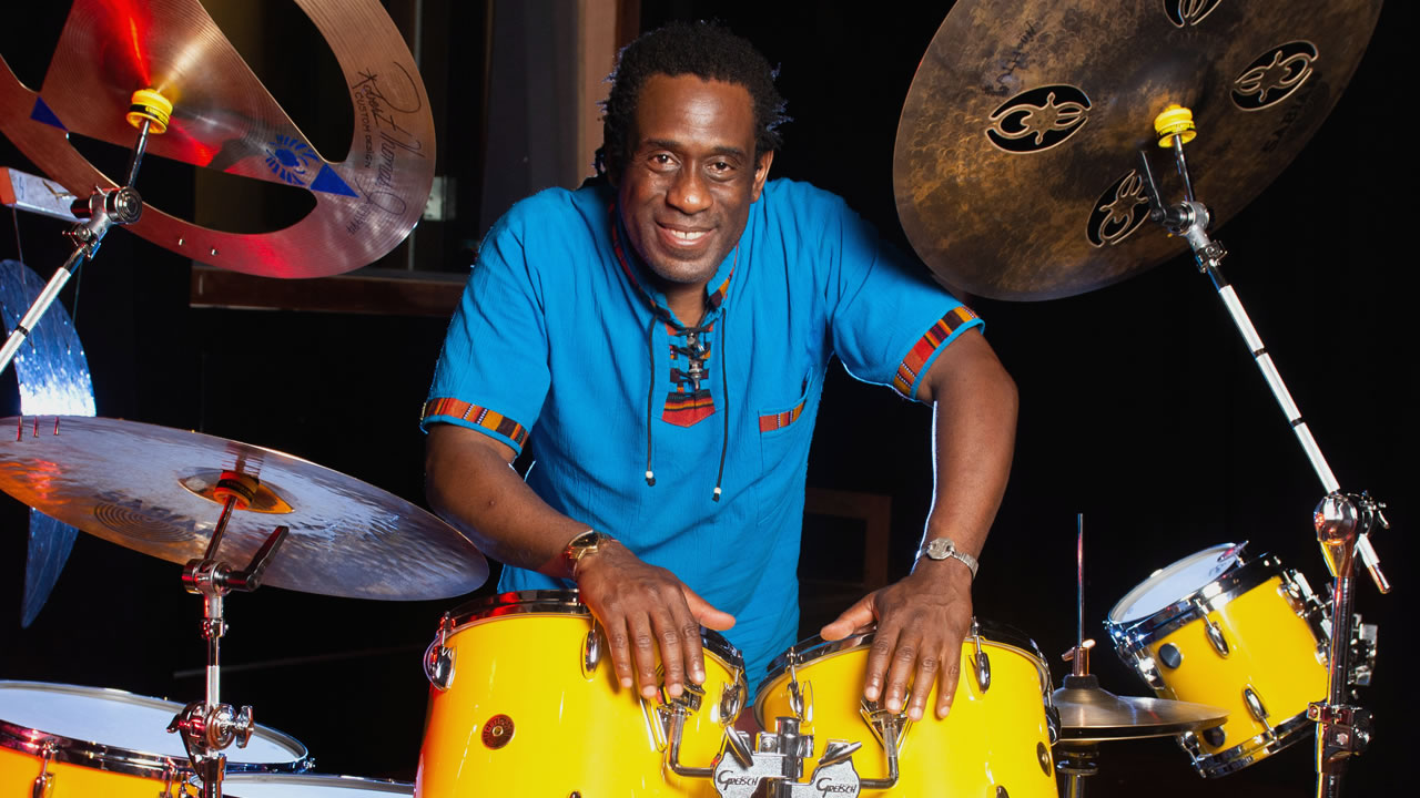 Living Colour's Will Calhoun now plays Gretsch drums