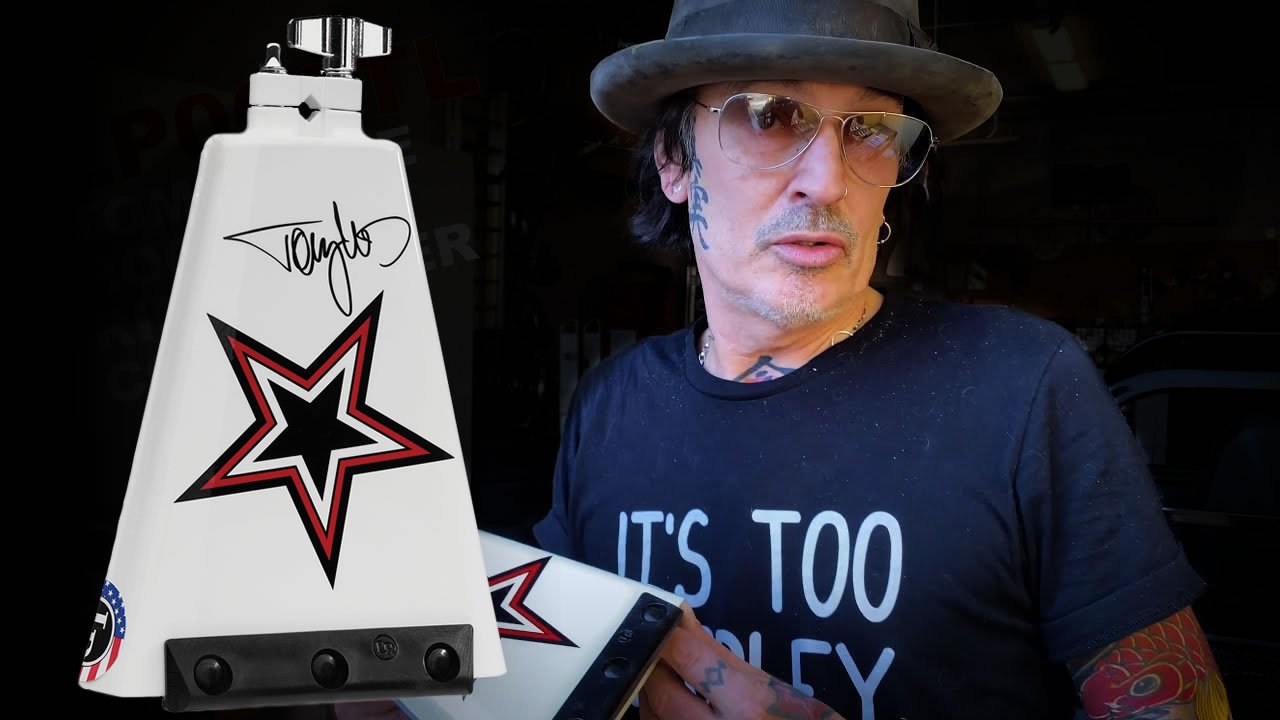 More cowbell for Tommy Lee with his new LP Rock Star